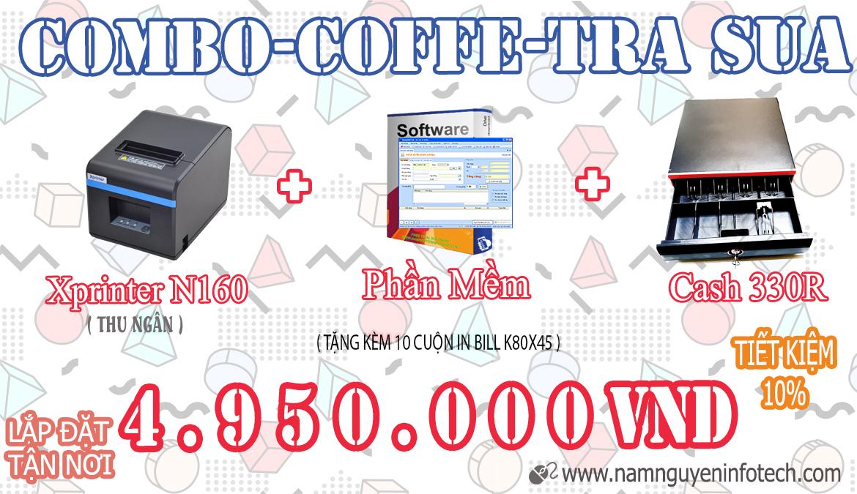 Combo Coffee - Tra Sua