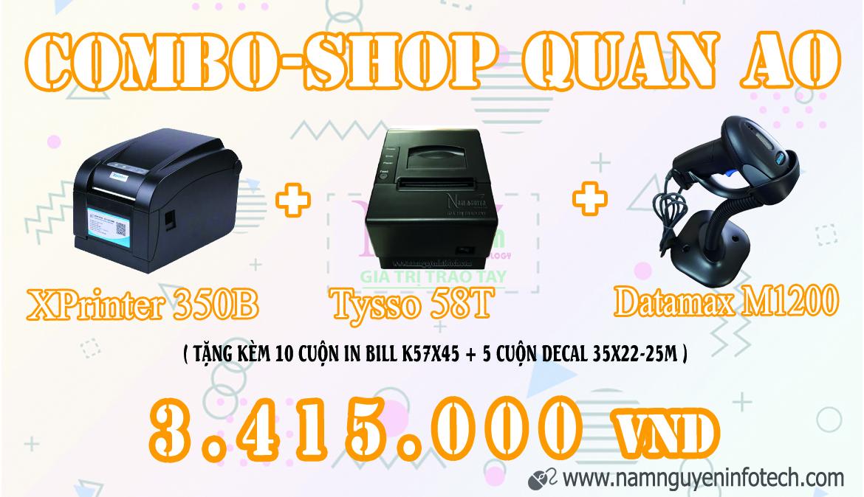 Combo Shop Quan Ao