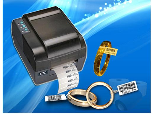 Cách chọn máy in mã vạch tem vàng