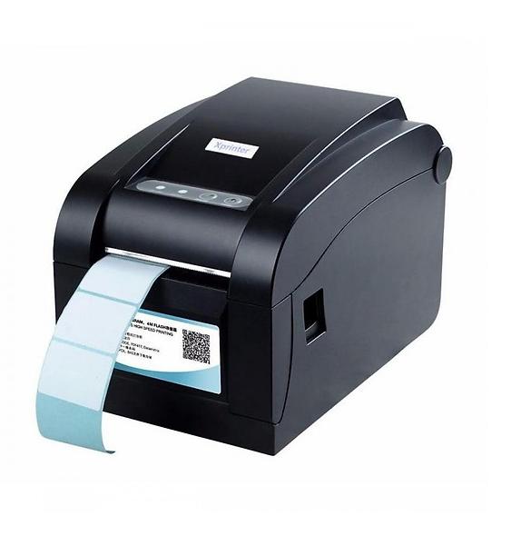 Những điều cần biết về máy in mã vạch Xprinter 350B