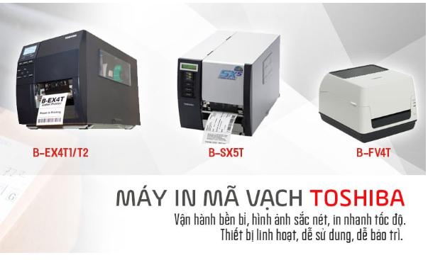 Những loại máy in mã vạch Toshiba tốt nhất hiện nay