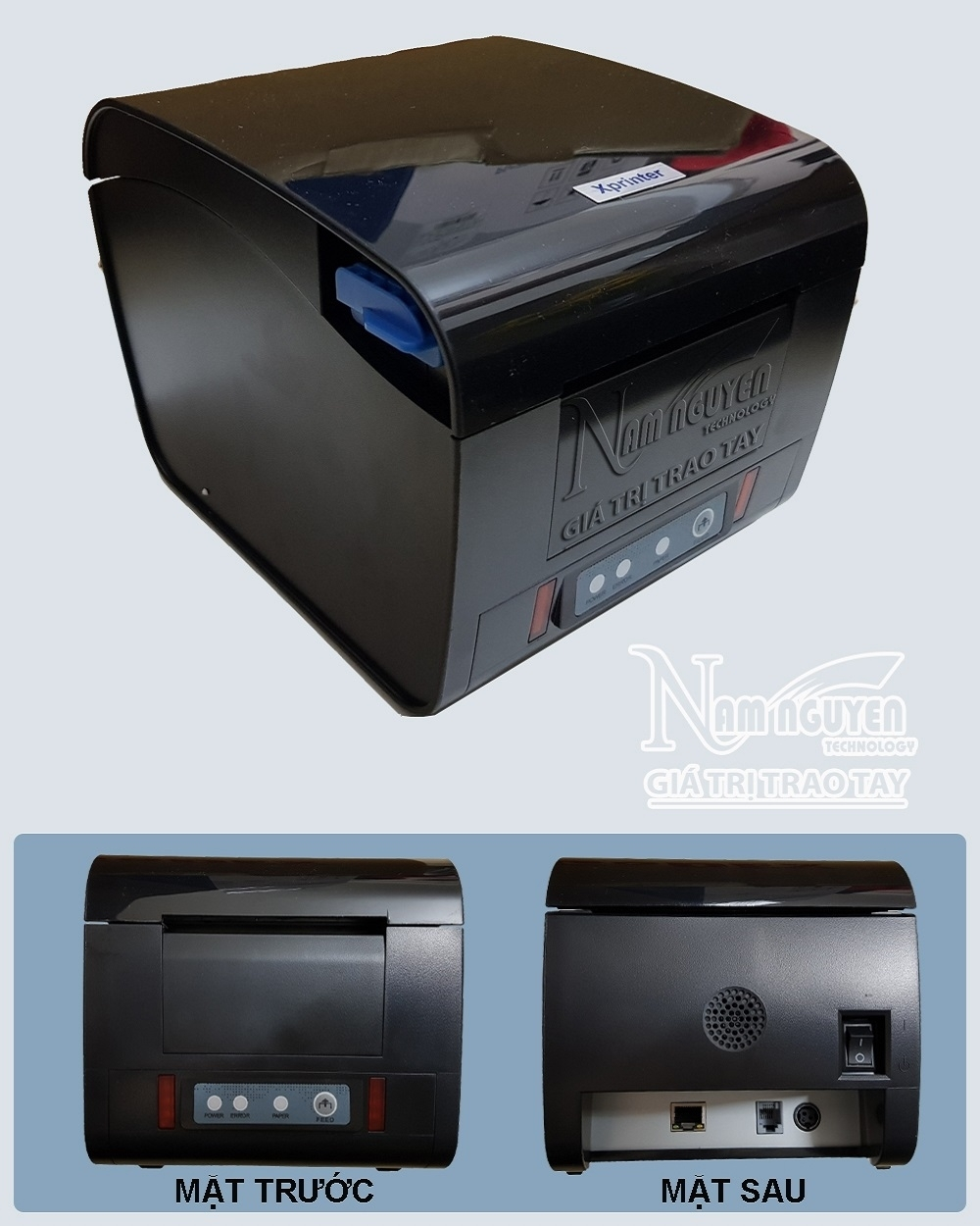 Máy in hóa đơn Xprinter D200H