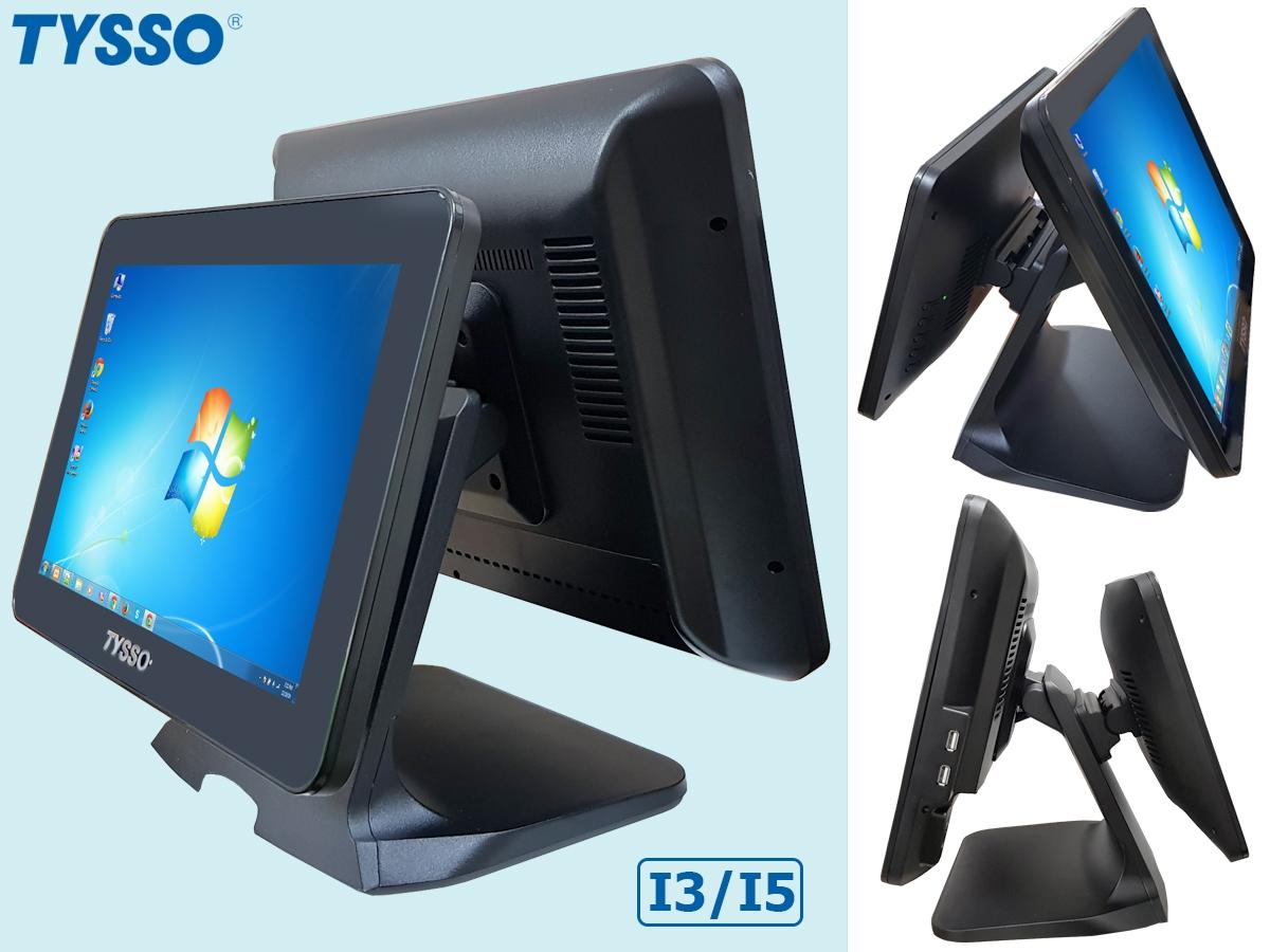 Máy Pos bán hàng Tysso TS1717 (i3)