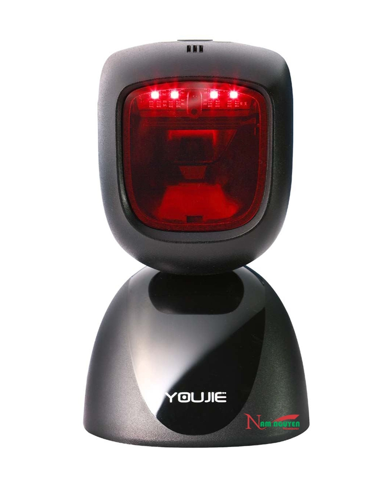 Máy quét mã vạch 2D để bàn Honeywell Youjie HF600