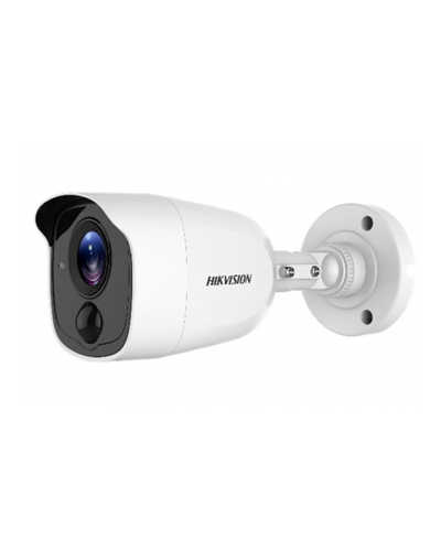 Camera HIKVISION DS-2CE11D8T-PIRL 2.0 Megapixel, EXIR 20m,Ống kính F3.6mm, Chống ngược sáng, Starlight, Led cảnh báo chuyển động