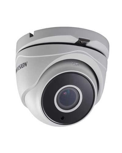 Camera HIKVISION DS-2CE56D8T-IT3ZE 2.0 Megapixel, Hồng ngoại EXIR 40m, Zoom quang F2.8-12mm, Starlight, Chống ngược sáng, Cấp nguồn qua cáp đồng trục
