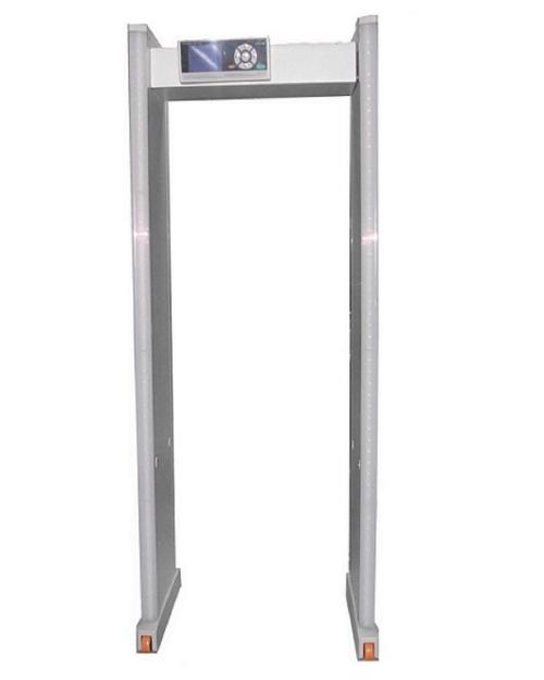 Cổng dò kim loại Foxcom HP6500LCD (24 zone)