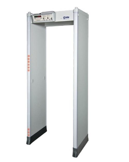Cổng dò kim loại HI-PE Multi Zone CEIA - Italia