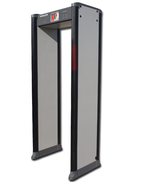 Cổng dò kim loại intelliscan 33 Zone Ranger