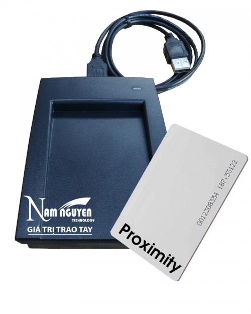 Đầu đọc thẻ RFID Proximity CR10E
