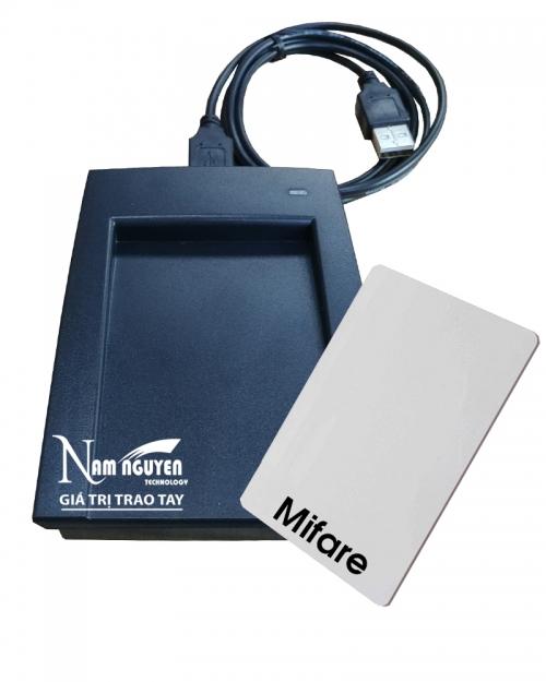 Đầu đọc thẻ từ RFID Mifare CR10M