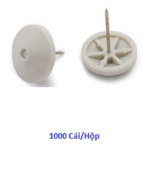 Đinh inox mũ nhựa Pin-02