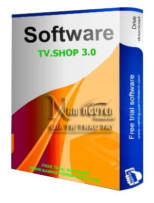 GIỚI THIỆU VỀ PHẦN MỀM TVSHOP (phiên bản 3.0)