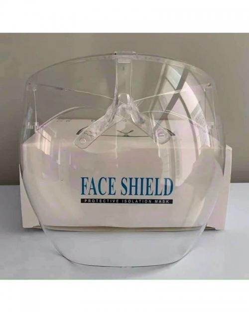 Kính bảo hộ mặt nạ chống giọt bắn, chống bụi an toàn cho mắt, bảo vệ sức khỏe FaceShield