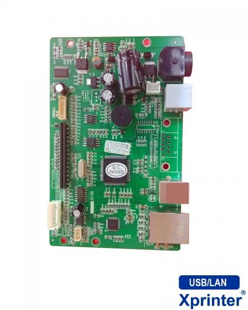 Mainboard máy in hóa đơn Xprinter K80 một cổng (USB/LAN)