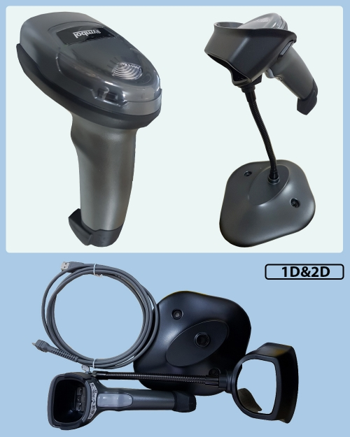 Máy đọc mã vạch Symbol DS4308