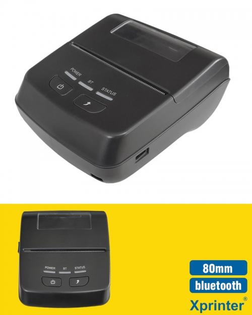 Máy in hóa đơn bluetooth cầm tay Xprinter XP-P801A