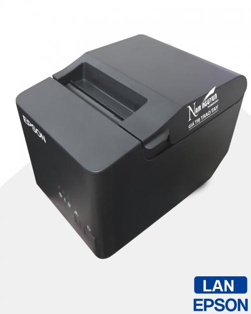 Máy in hóa đơn EPSON TM-T100S (LAN)