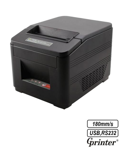 Máy in hóa đơn Gprinter GP-L80108I (USB, RS232)