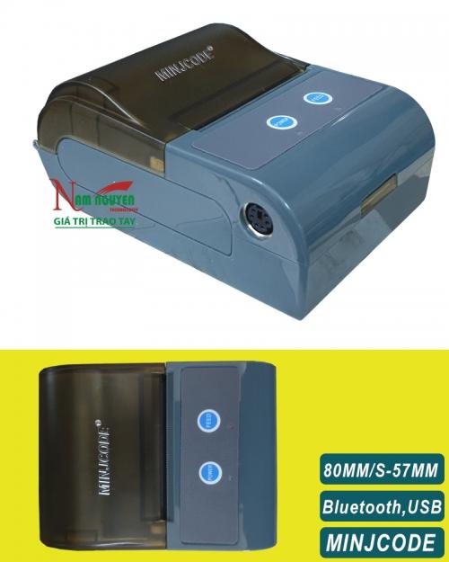 Máy in hóa đơn MINJCODE 5803
