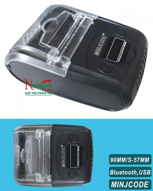 Máy in hóa đơn MINJCODE MJ5808