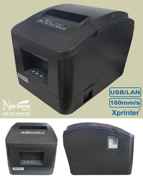 Máy in hóa đơn Xprinter A160M
