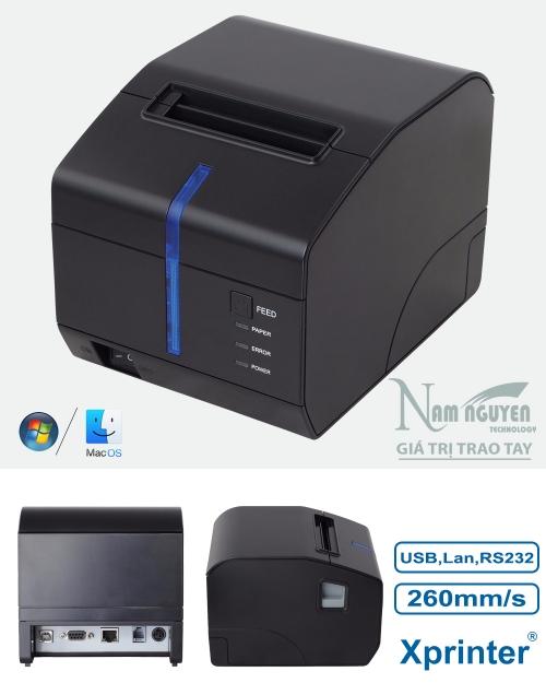 Máy in hóa đơn Xprinter C260M