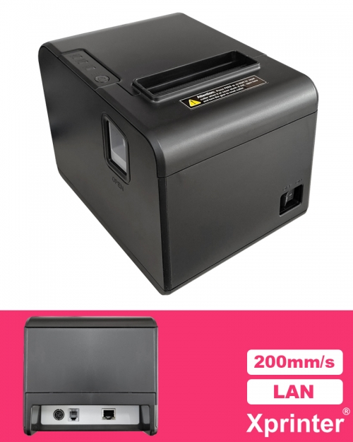 Máy in hóa đơn Xprinter K200 (LAN)
