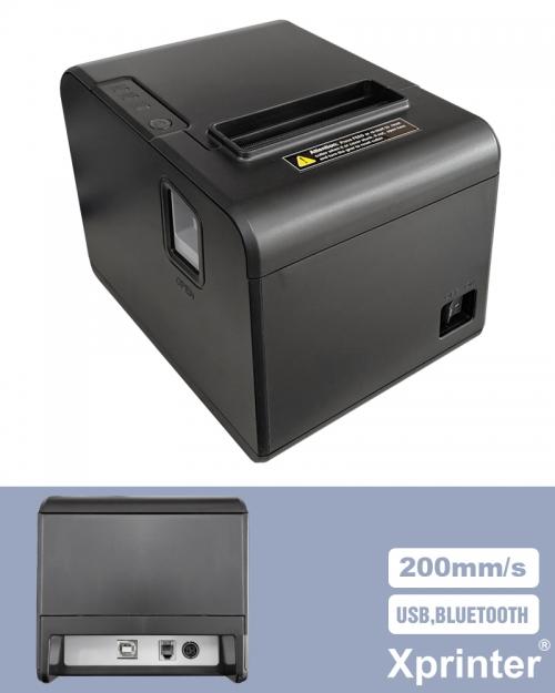 Máy in hóa đơn Xprinter K200 (USB, BLUETOOTH)