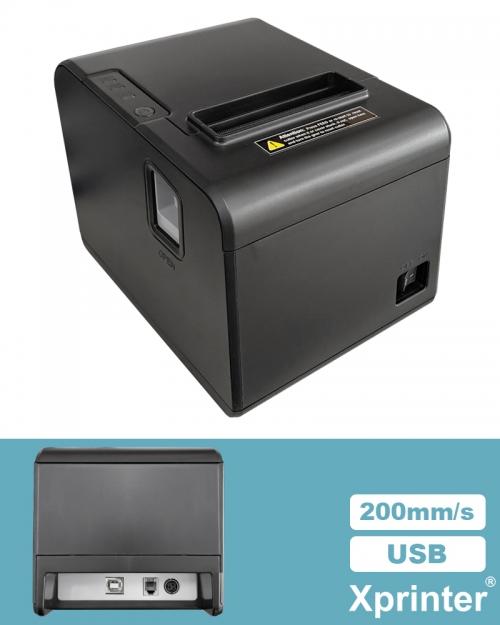 Máy in hóa đơn Xprinter K200 (USB)