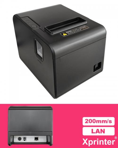 Máy in hóa đơn Xprinter N200 (LAN)