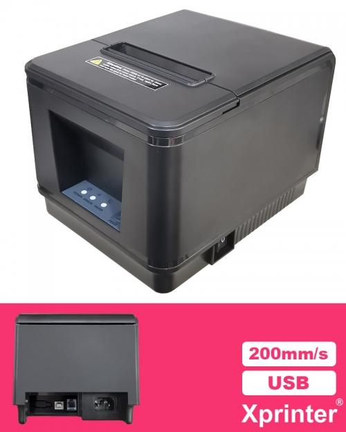 Máy in hóa đơn Xprinter X200 (USB)