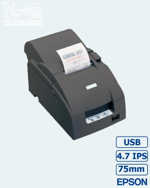 Máy in kim hóa đơn Epson TM-U220A-USB
