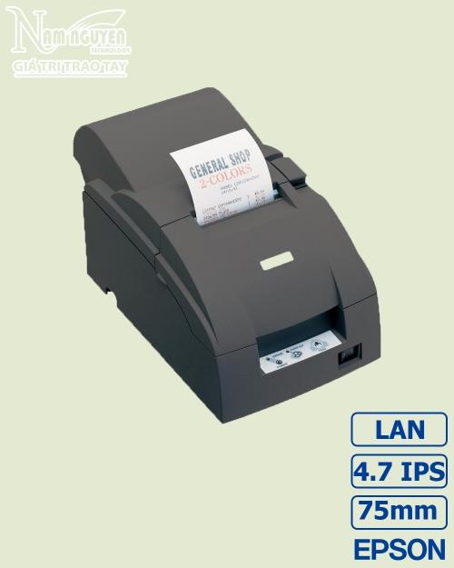 Máy in kim hóa đơn Epson TM-U220A-LAN