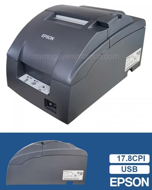 Máy in kim  EPSON TM-U228B (USB)