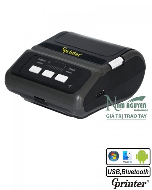 Máy in mã vạch di động Gprinter ZH-280A