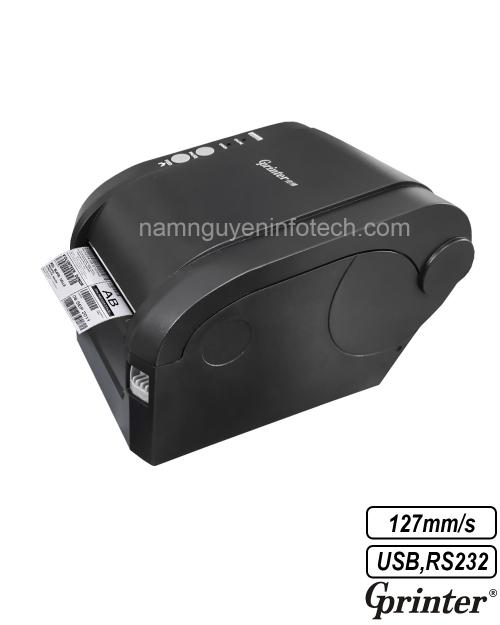Máy in mã vạch Gprinter GP-3120TN