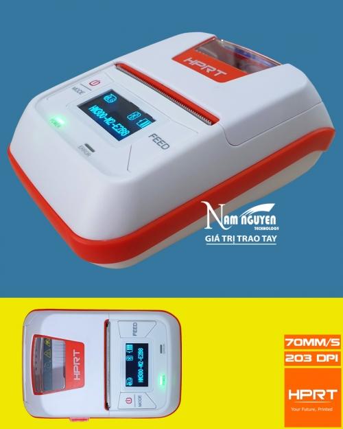 Máy in mã vạch HPRT HM300