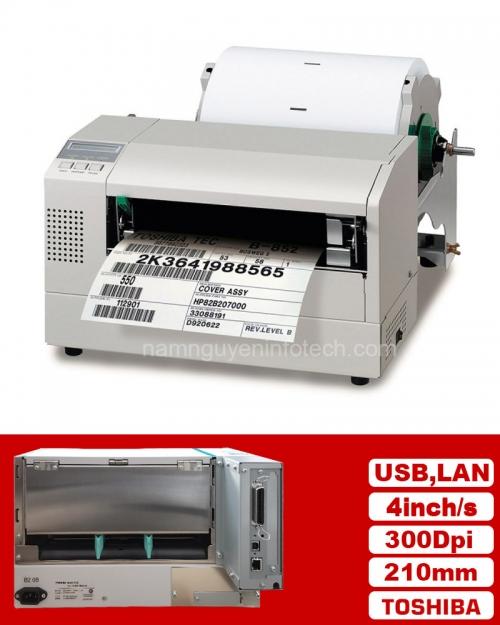 Máy in mã vạch Toshiba B-852-TS22