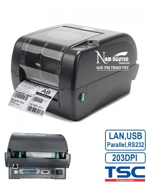 MÁY IN MÃ VẠCH TSC TTP-247 (LAN,USB)