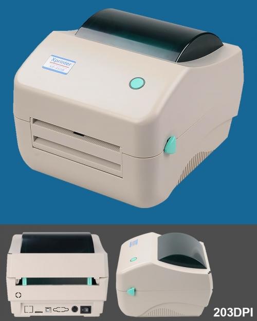 Máy in mã vạch Xprinter 450B