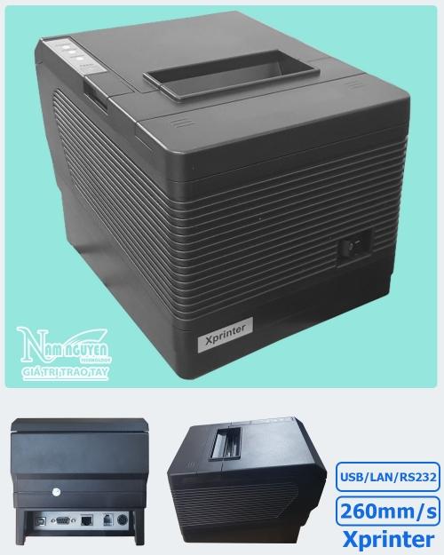 Máy in hóa đơn Xprinter Q260III
