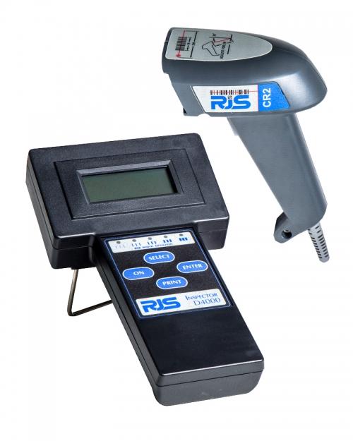 Máy kiểm tra chất lượng mã vạch RJS D4000 CR2