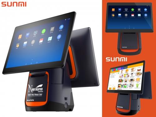 Máy Pos bán hàng Sunmi T2