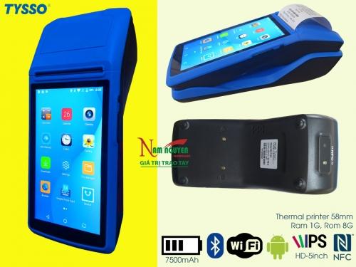 Máy Pos bán hàng Tysso MHT-M1