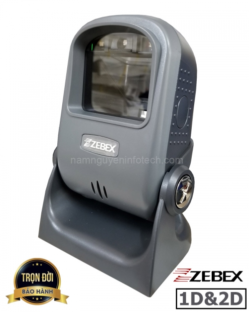 Máy quét mã vạch 2D Zebex Z-8072 Plus