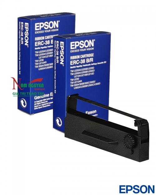Mực in EPSON ERC 38B/R