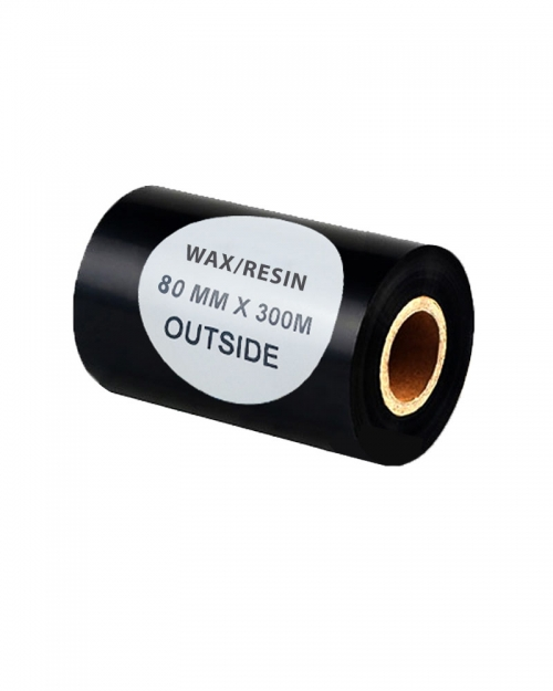 Mực in mã vạch Wax/Resin (80mmx300m)