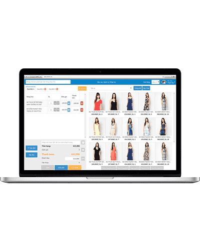 Phần mềm bán hàng Online tiện dụng