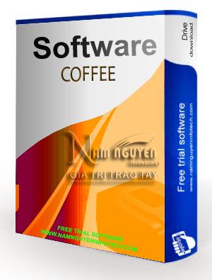 Phần mềm quản lí quán cà phê